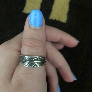 James Avery Feather Ring